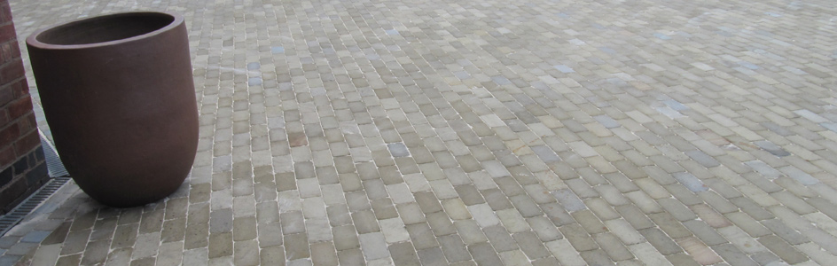 Looking After New Block Paving tamworth